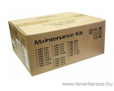 Kyocera  FS1120D (MK-160) eredeti maintenance kit 1702LY8NL0 Kyocera FS1120D lézernyomtatóhoz
