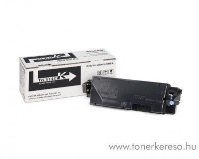 Kyocera  P6130cdn (TK-5140K) eredeti black toner 1T02NR0NL0 Kyocera ECOSYS M6530cdn lézernyomtatóhoz