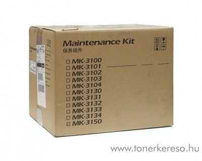 Kyocera ECOSYS M3040IDN eredeti maintenance kit 1702NX8NL0 Kyocera Ecosys M3540iDN fénymásolóhoz