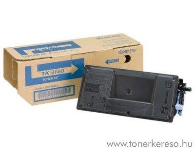 Kyocera ECOSYS P3045dn (TK3160) eredeti black toner 1T02T90NL0 Kyocera ECOSYS P3045dn lézernyomtatóhoz