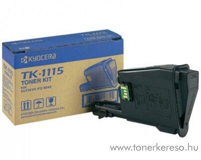 Kyocera FS1041 (TK-1115) eredeti black toner 1T02M50NL0 Kyocera FS1041 lézernyomtatóhoz