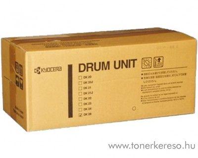 Kyocera FS1200 (DK-28) eredeti black drum kit 5PLPX41AEKE Kyocera FS 1200 lézernyomtatóhoz