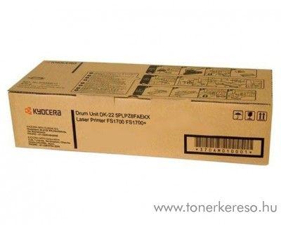 Kyocera FS1700 (DK-22) eredeti black drum kit 5PLPZ8FAEKX Kyocera FS 1700 lézernyomtatóhoz