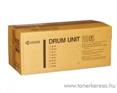 Kyocera FS1750 (DK-23) eredeti black drum kit 5PLPX83APKX Kyocera FS 1750 lézernyomtatóhoz