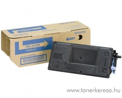 Kyocera FS2100D (TK-3100) eredeti black toner 1T02MS0NL0 Kyocera Ecosys M3040DN fénymásolóhoz