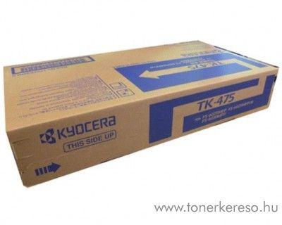 Kyocera FS6025MFP (TK-475) eredeti black toner 1T02K30NL0 Kyocera FS-6530MFP lézernyomtatóhoz