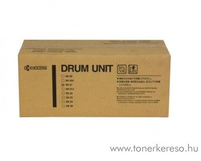 Kyocera FS3800 (DK-21) eredeti black drum kit 5PLPXFPA0LE Kyocera FS-3830N lézernyomtatóhoz