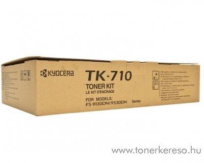 Kyocera FS9130DN (TK-710) eredeti black toner 1T02G10EU0 Kyocera FS-9130 lézernyomtatóhoz