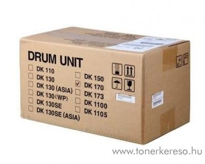 Kyocera FS-1035MFP/1320D (DK170) eredeti drum unit 302LZ93061 Kyocera Mita FS-1320DN lézernyomtatóhoz