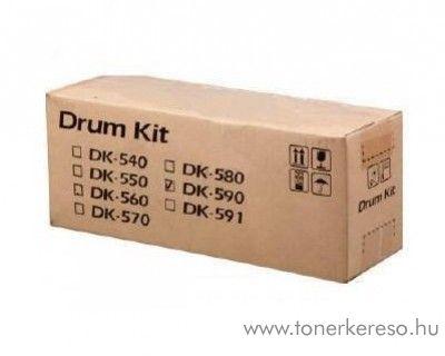 Kyocera FS-C2026 (DK590) eredeti drum kit 302KV93017 Kyocera FS-C2126 MFP plus lézernyomtatóhoz