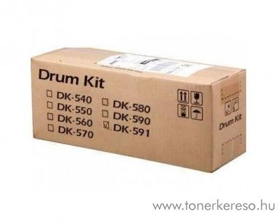 Kyocera FS-C5150DN (DK591) eredeti drum 302KT93017