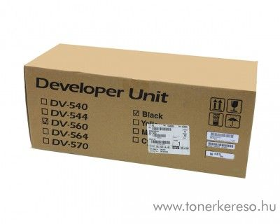 Kyocera FS-C5300 (DV-560) eredeti black developer 2HN93012 Kyocera ECOSYS M 6026 cdn lézernyomtatóhoz