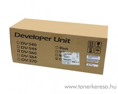Kyocera FS-C5300 (DV-560) eredeti cyan developer 2HN93032 Kyocera FS-C5200 DN lézernyomtatóhoz