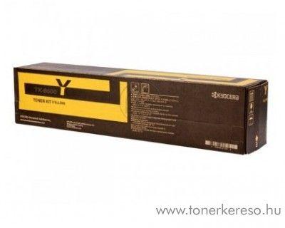 Kyocera FS-C8600DN (TK-8600Y) eredeti yellow toner 1T02MNANL0 Kyocera FS-C8670DTN lézernyomtatóhoz