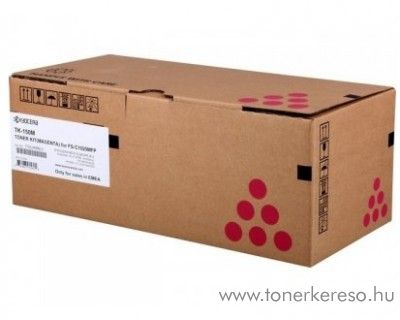 Kyocera FSC1020 (TK-150M) eredeti magenta toner 1T05JKBNL0