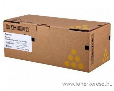 Kyocera FSC1020 (TK-150Y) eredeti yellow toner 1T05JKANL0 Kyocera FS-C1020 MFP plus lézernyomtatóhoz