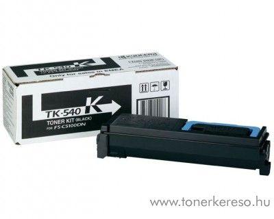 Kyocera FSC5100DN (TK-540K) eredeti black toner 1T02HL0EU0 Kyocera FS-C5100 DN lézernyomtatóhoz