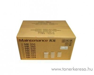 Kyocera FSC5200DN (MK-550) eredeti maintenance kit 1702HM3U0 Kyocera FS-C5200 DN lézernyomtatóhoz