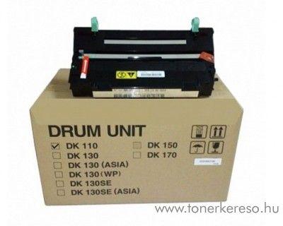 Kyocera FSC8026 (DK-110) eredeti black drum kit 302FV93010