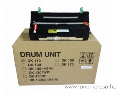Kyocera FSC8026 (DK-110) eredeti black drum kit 302FV93010 Kyocera FS 820 lézernyomtatóhoz