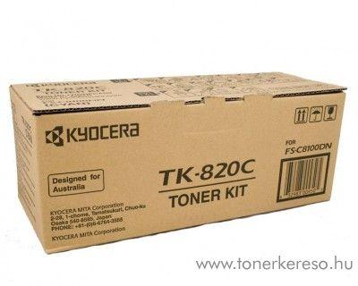 Kyocera FSC8100DN (TK-820M) eredeti magenta toner 1T02HPBEU0 Kyocera FS-C8100DN lézernyomtatóhoz
