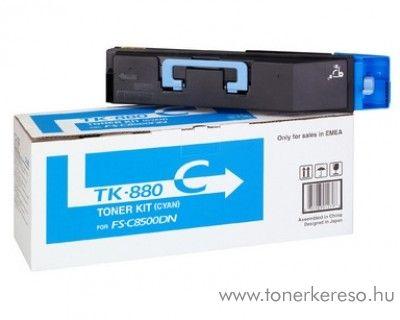 Kyocera FSC8500DN (TK-880C) eredeti cyan toner 1T02KACNL0 Kyocera FSC8500DN lézernyomtatóhoz