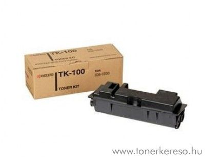 Kyocera KM1500 (TK-100) eredeti black toner 370PU5KW Kyocera KM 1820 lézernyomtatóhoz