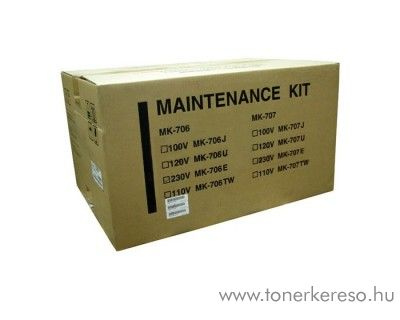 Kyocera KM3035 (MK-706E) eredeti maintenance kit 2FD82030 Kyocera KM-4030PN fénymásolóhoz