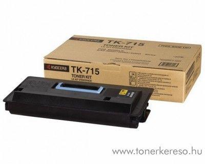 Kyocera KM3050 (TK-715) eredeti black toner 370AB000 Kyocera KM-2530Fdspn fénymásolóhoz