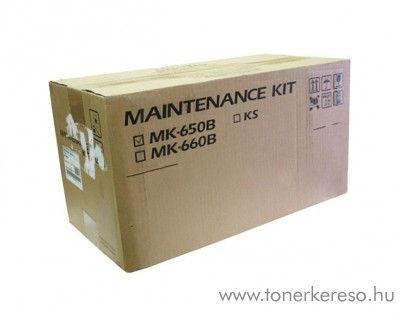 Kyocera KM6030 (MK-650B) eredeti maintenance kit 1702FB0UN0
