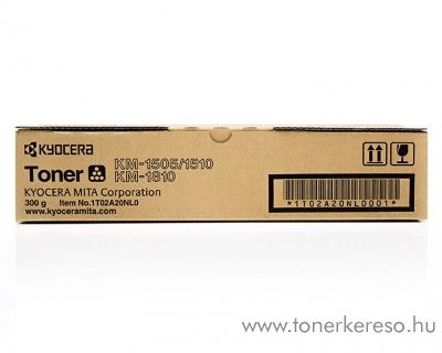 Kyocera KM 1505/1810 eredeti black toner 37029010