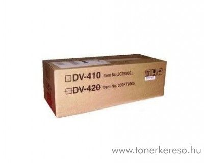 Kyocera KM-1620 (DV-410) eredeti developer unit 302C993032 Kyocera Mita KM-1635J lézernyomtatóhoz