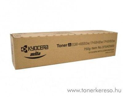 Kyocera KM 4850/4850W eredeti black toner 370AD000 Kyocera KM-4850W fénymásolóhoz