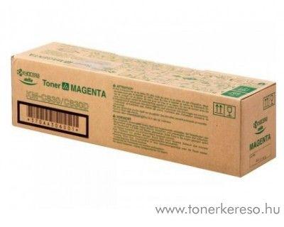 Kyocera KM-C 830/830D eredeti magenta toner 370AA306