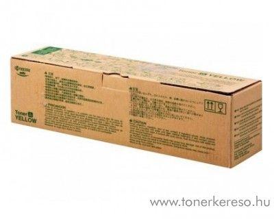 Kyocera KM-C 830/830D eredeti yellow toner 370AA305