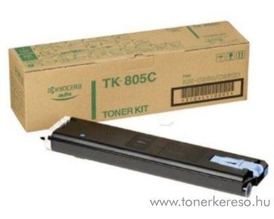 Kyocera KMC850 (TK-805C) eredeti cyan toner 370AL510 Kyocera KM-C850PN fénymásolóhoz