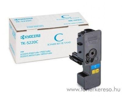 Kyocera P5021cdn (TK5220C) eredeti cyan toner 1T02R9CNL1 Kyocera ECOSYS M5521cdw lézernyomtatóhoz