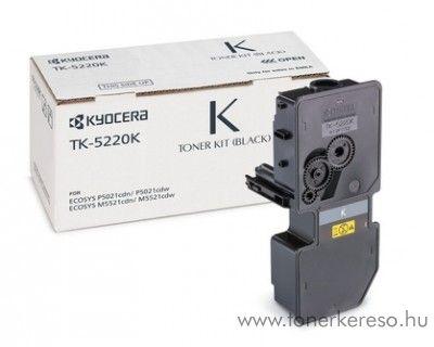 Kyocera P5021cdn (TK5220K) eredeti black toner 1T02R90NL1 Kyocera ECOSYS P5021cdn lézernyomtatóhoz
