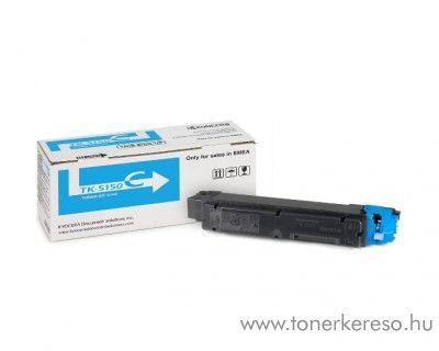 Kyocera P6035cdn (TK-5150C) eredeti cyan toner 1T02NSCNL0 Kyocera ECOSYS M6035cidn lézernyomtatóhoz