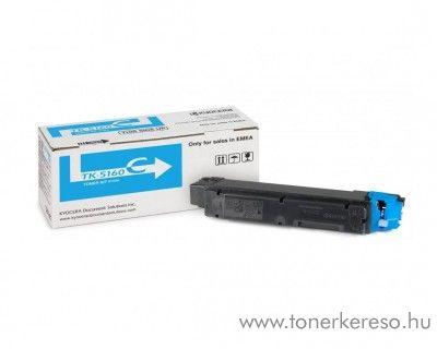 Kyocera P7040cdn (TK-5160C) eredeti cyan toner 1T02NTCNL0 Kyocera ECOSYS P7040cdn  lézernyomtatóhoz