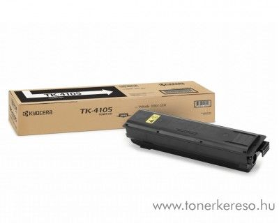 Kyocera TASKalfa 1800 (TK-4105) eredeti black toner 1T02NG0NL0 Kyocera TASKalfa 1801 fénymásolóhoz
