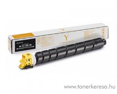 Kyocera TASKalfa 3252ci eredeti yellow toner 1T02RLANL0 Kyocera TASKalfa 3252ci fénymásolóhoz