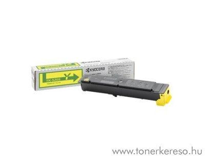 Kyocera TASKalfa 356ci eredeti yellow toner 1T02R5ANL0 Kyocera TASKalfa 356ci  fénymásolóhoz