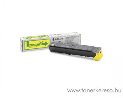 Kyocera TASKalfa 406ci eredeti yellow toner 1T02R6ANL0