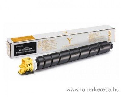 Kyocera TASKalfa 5052ci/6052ci eredeti yellow toner 1T02NDANL0 Kyocera TASKalfa 5052ci fénymásolóhoz