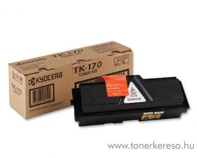 Kyocera TK170 eredeti fekete toner FS1320D 7,2k Kyocera FS1320DN lézernyomtatóhoz