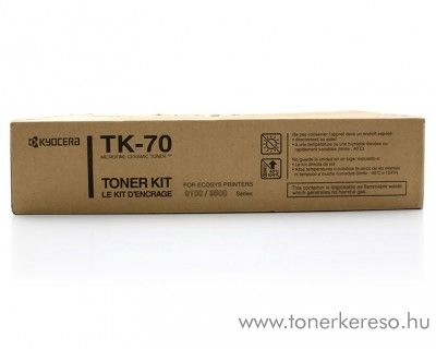 Kyocera TK 70 Kyocera Mita FS 9100DN lézernyomtatóhoz