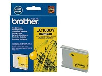 Brother LC1000 Y tintapatron Brother Intellifax 2580C faxhoz