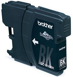 Brother LC1100 Bk tintapatron Brother MFC-5490CN tintasugaras nyomtatóhoz