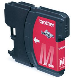 Brother LC1100 Magenta tintapatron Brother MFC-6890CW tintasugaras nyomtatóhoz